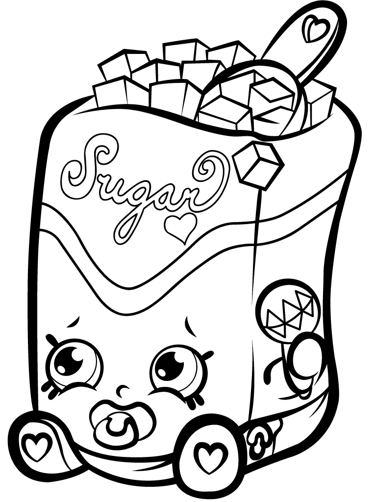 free shopkins cherry nice cupcake shopkin coloring page from shopkins free shopkins
