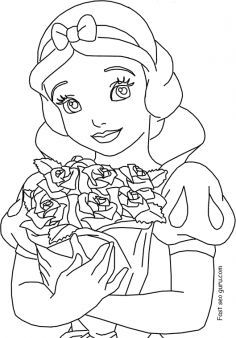free snow white coloring pages snow white coloring pages best coloring pages for kids coloring free white pages snow
