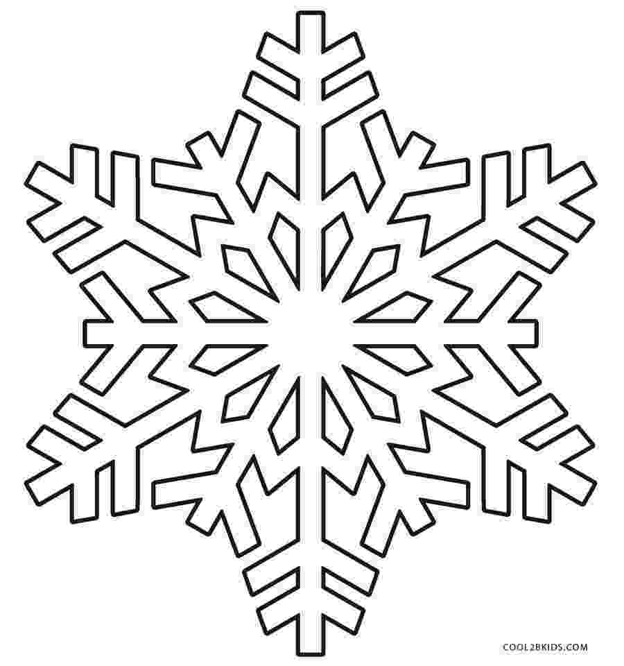 free snowflake coloring pages free printable snowflake coloring pages for kids pages free snowflake coloring 1 1