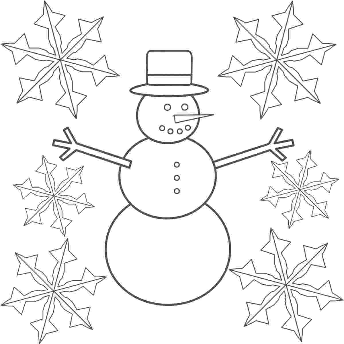 free snowflake coloring pages free printable snowflake coloring pages for kids snowflake free pages coloring
