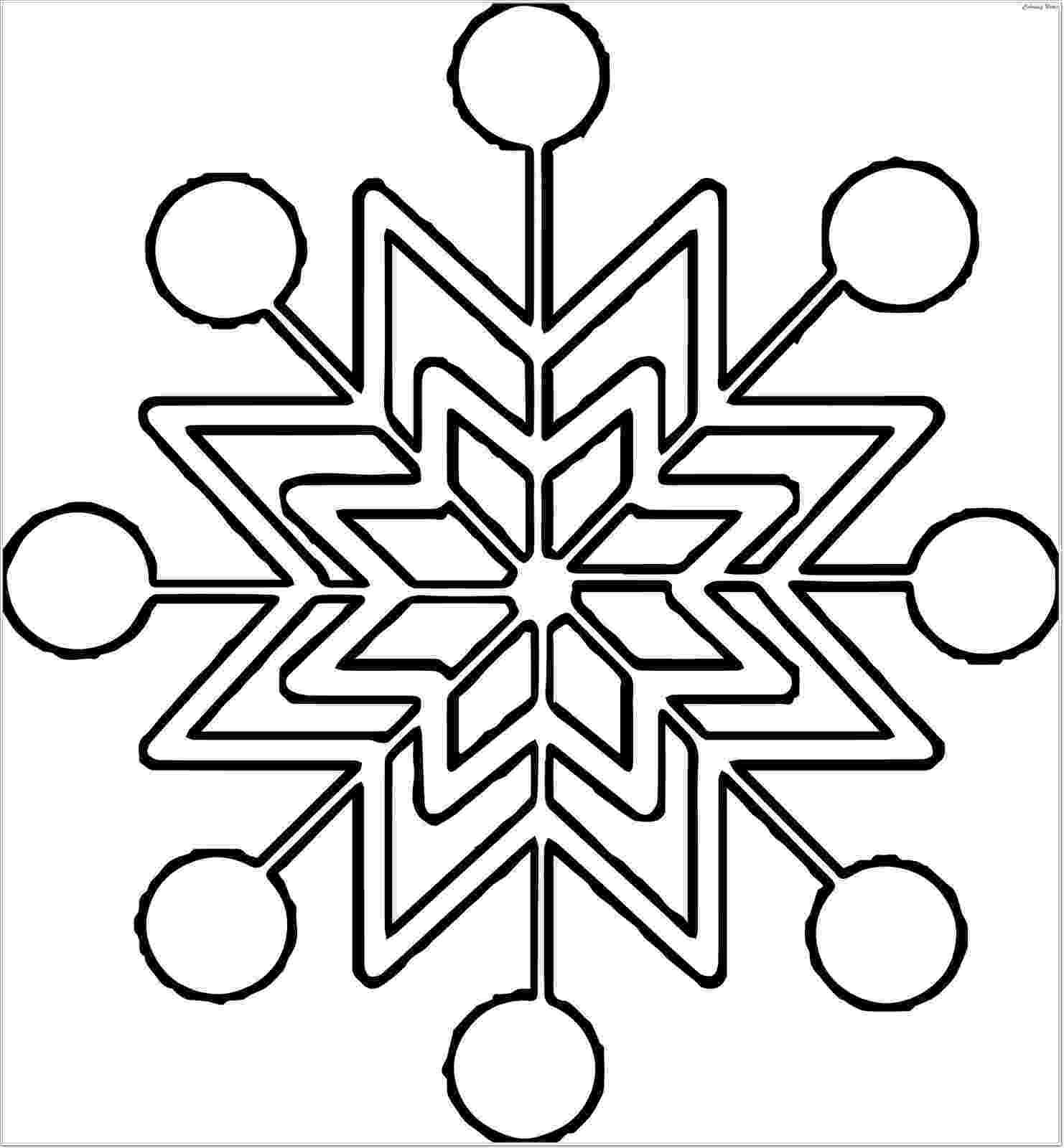 free snowflake coloring pages printable snowflake coloring pages for kids cool2bkids free pages snowflake coloring