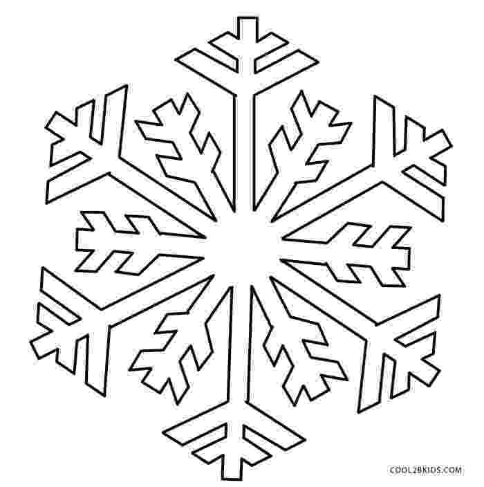 free snowflake coloring pages snowflake coloring pages getcoloringpagescom free coloring pages snowflake