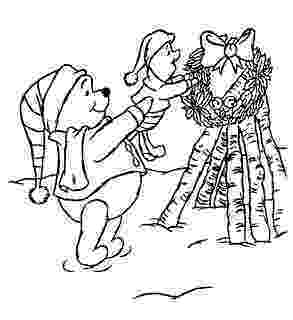free winnie the pooh coloring sheets free coloring pages winnie the pooh christmas coloring pages coloring pooh winnie free sheets the