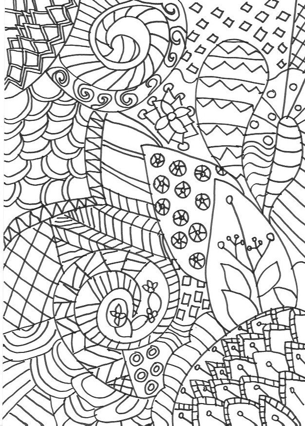 free zentangle coloring pages abstract flowers zentangle coloring page free printable pages zentangle coloring free