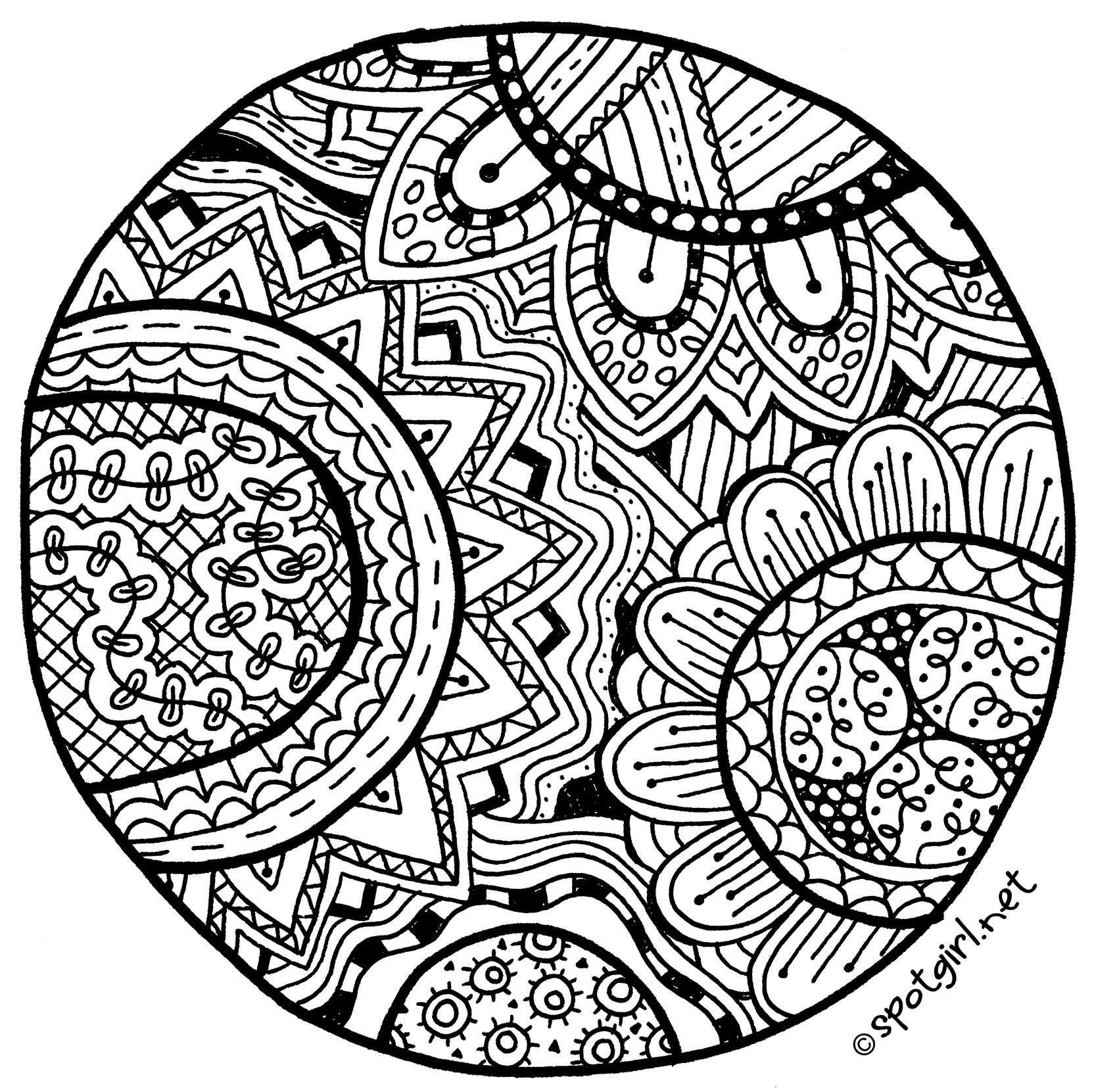 free zentangle coloring pages bytes zentangles zentangle coloring pages free