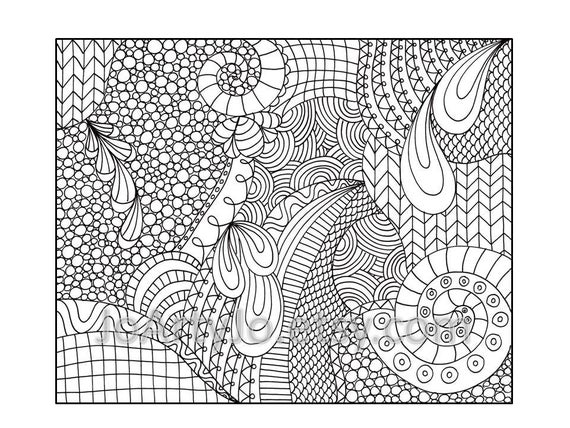 free zentangle coloring pages lion zentangle adult coloring page instant download ready to free pages coloring zentangle