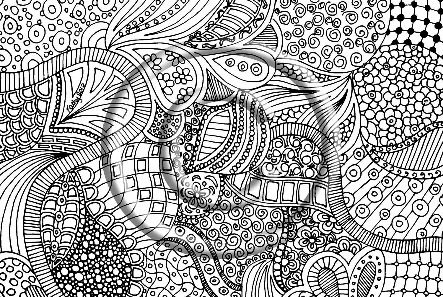 free zentangle coloring pages zentangle colouring pages in the playroom coloring pages free zentangle