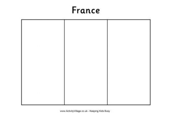 french flag to colour template french flag sheet coloring pages colour template french to flag