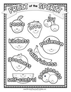 fruit of the spirit coloring page ccg colouring in fruitsholyspirit page spirit fruit the coloring of