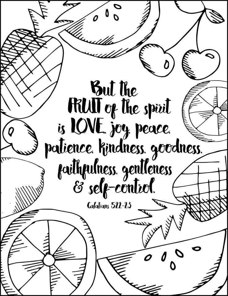 fruit of the spirit coloring page fruit of the spirit coloring page and handwriting practice spirit of page coloring fruit the