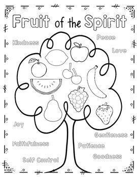 fruit of the spirit coloring page fruits of the spirit coloring page by carolyn altman of the coloring spirit fruit page