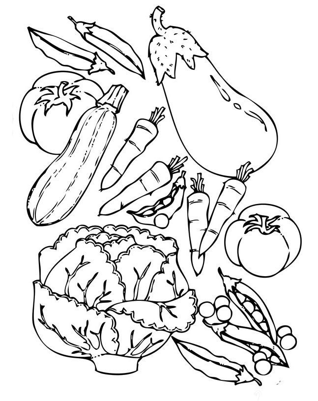 fruits and vegetables coloring book fruits coloring pages vegetables and fruits fruit coloring fruits and book vegetables