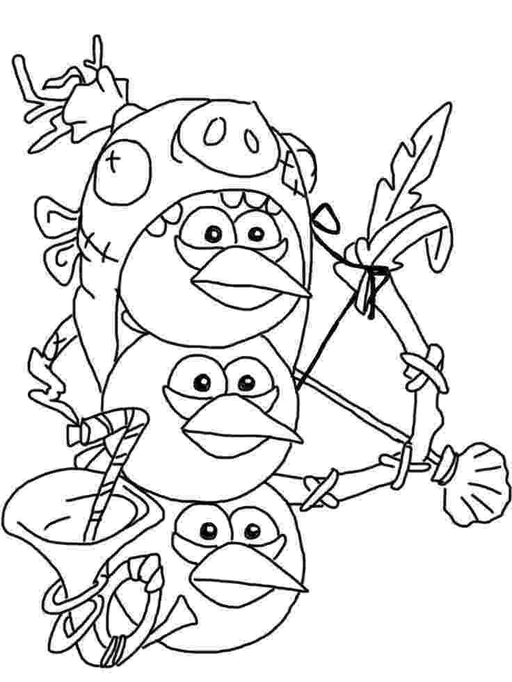 fun coloring sheets angry birds epic coloring page blue birds my free fun coloring sheets