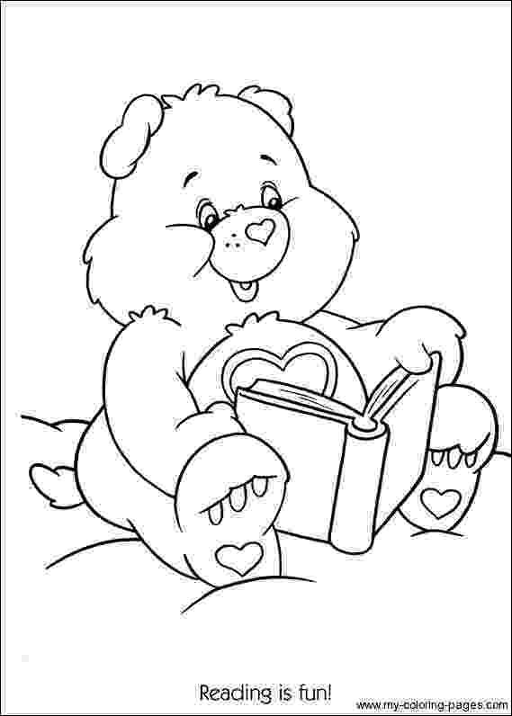 fun coloring sheets desenhos criativos ursinhos carinhosos sheets fun coloring