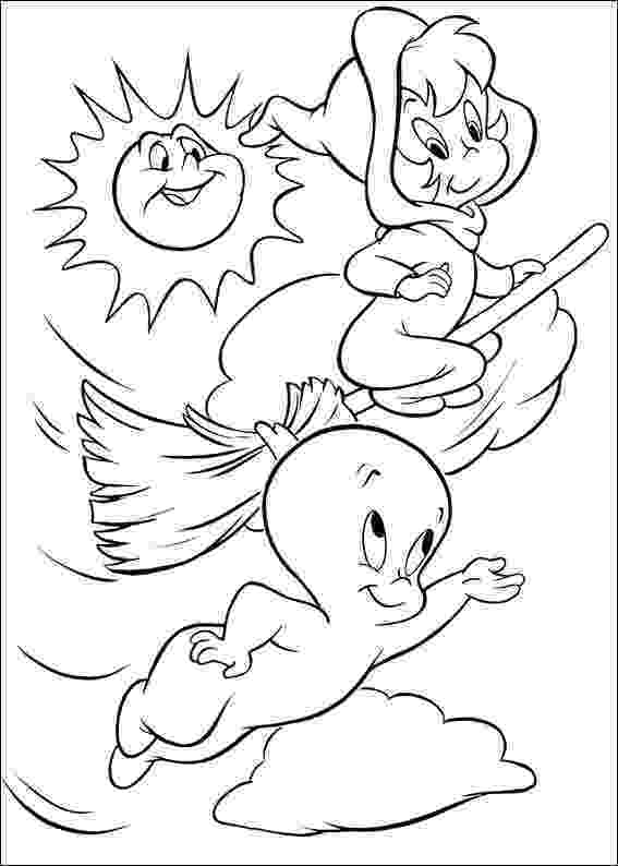 fun coloring sheets fun coloring pages casper ghost coloring pages fun sheets coloring