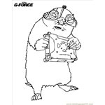 g force coloring pages coloriage mission g opération g force à imprimer g force coloring pages