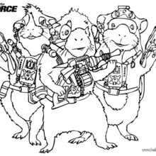 g force coloring pages coloring pages g force 4 cartoons gt miscellaneous force g pages coloring