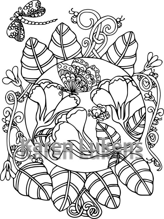 garden coloring pages printable butterfly garden 5 1 adult coloring book page printable garden coloring pages printable