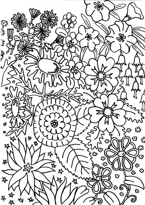 garden coloring pages printable kids gardening coloring pages free colouring pictures to garden printable pages coloring