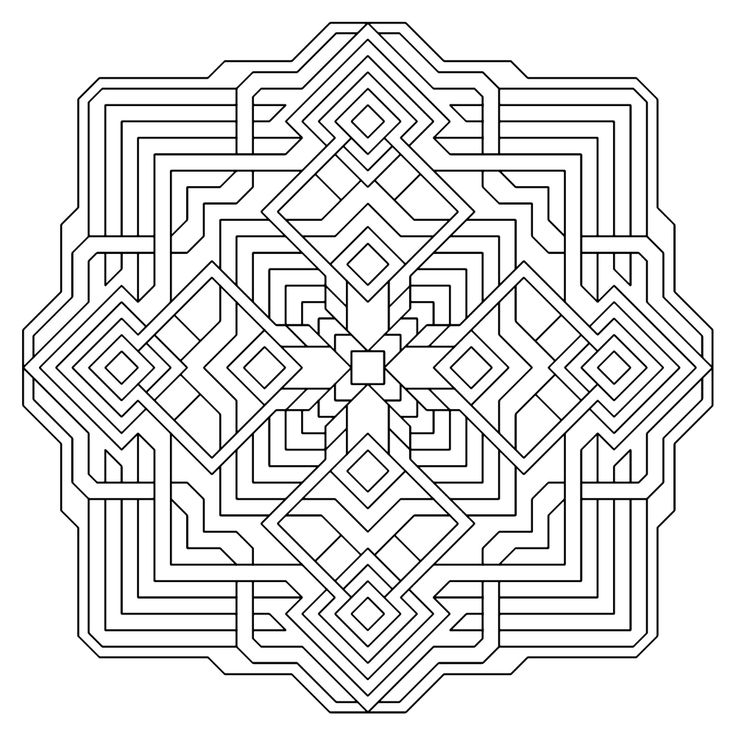 geometric coloring pages for adults free 11 coloring pages for adults jpg psd vector eps adults for coloring pages free geometric