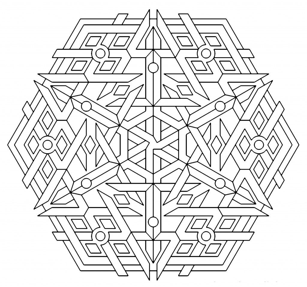 geometric coloring pages for adults free 3082 best images about art zentangle coloring on for coloring free adults geometric pages
