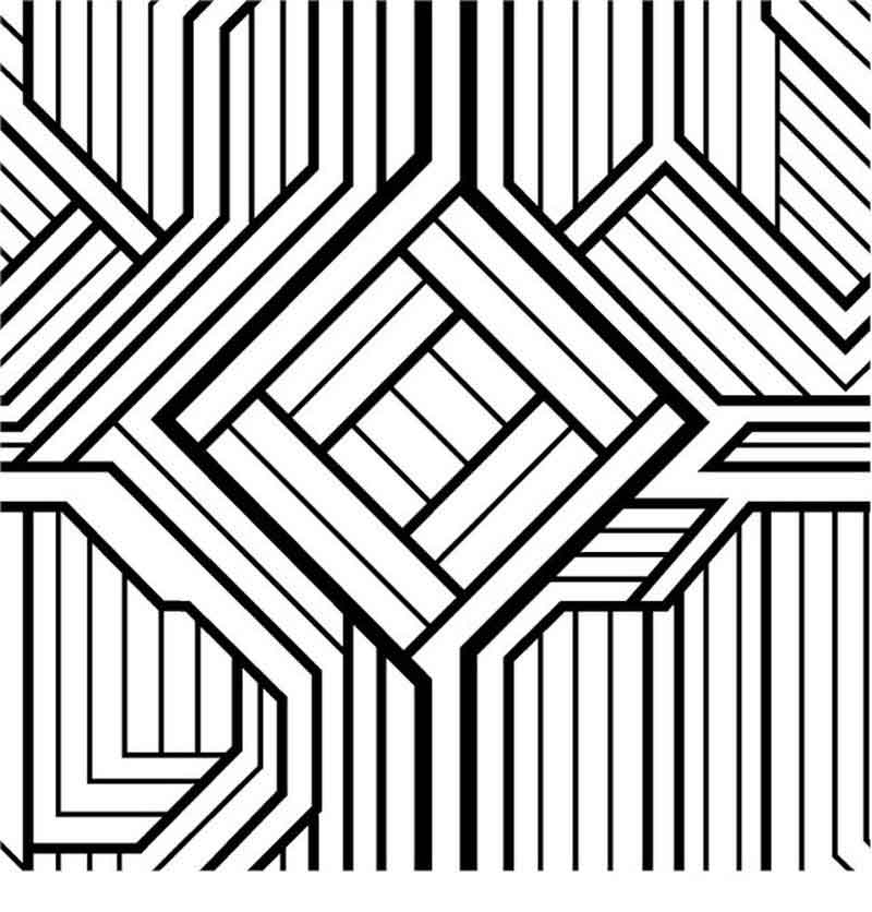 geometric coloring pages for adults free free printable geometric coloring pages for adults coloring pages free for geometric adults