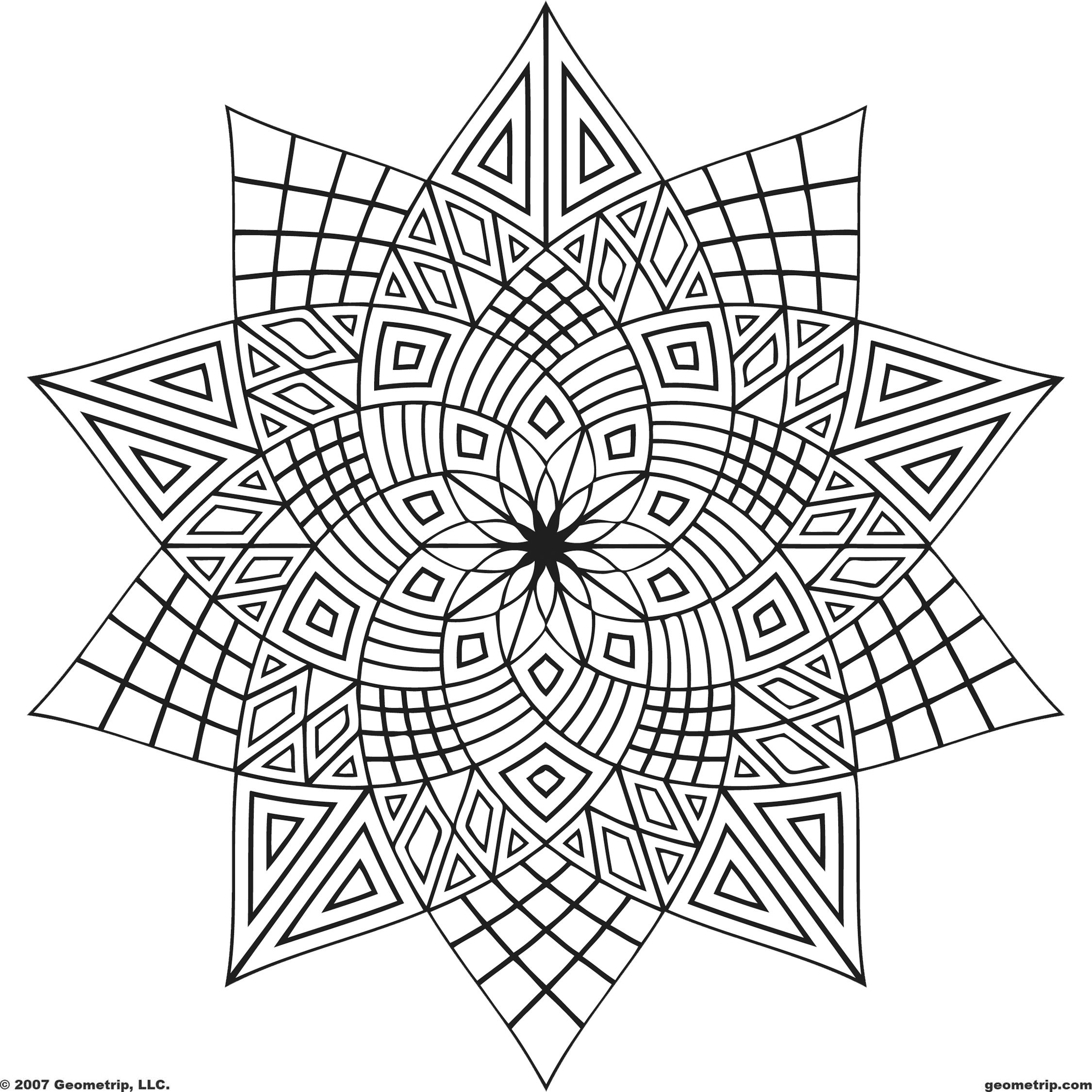 geometric coloring pages for adults free free printable geometric coloring pages for kids geometric for coloring adults pages free