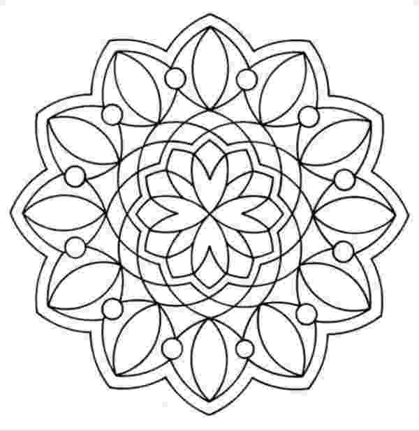 geometric pictures to color 20 abstract coloring pages jpg ai illustrator download pictures color geometric to