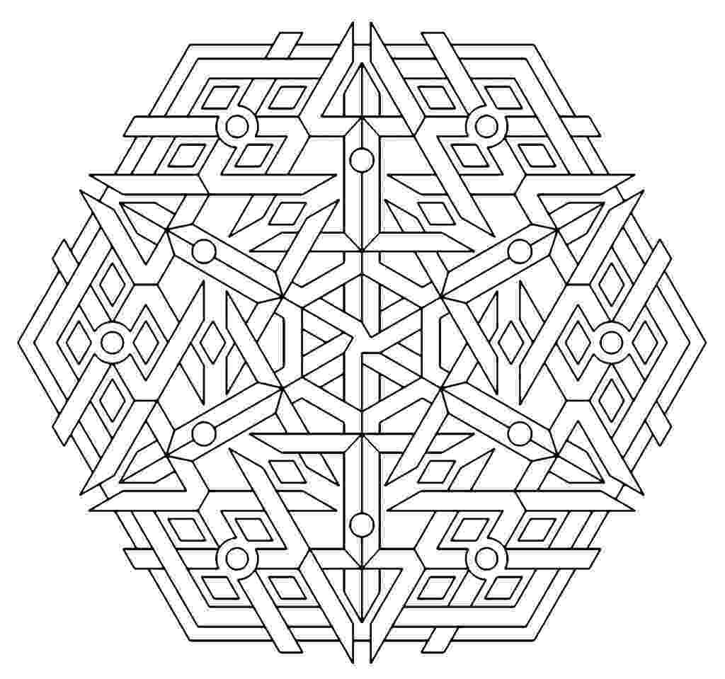 geometric pictures to color free printable geometric coloring pages for kids pictures geometric color to