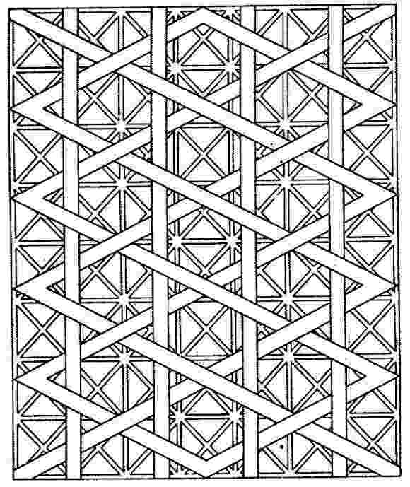 geometric pictures to color geometric adult coloring pages free printable pictures to geometric color