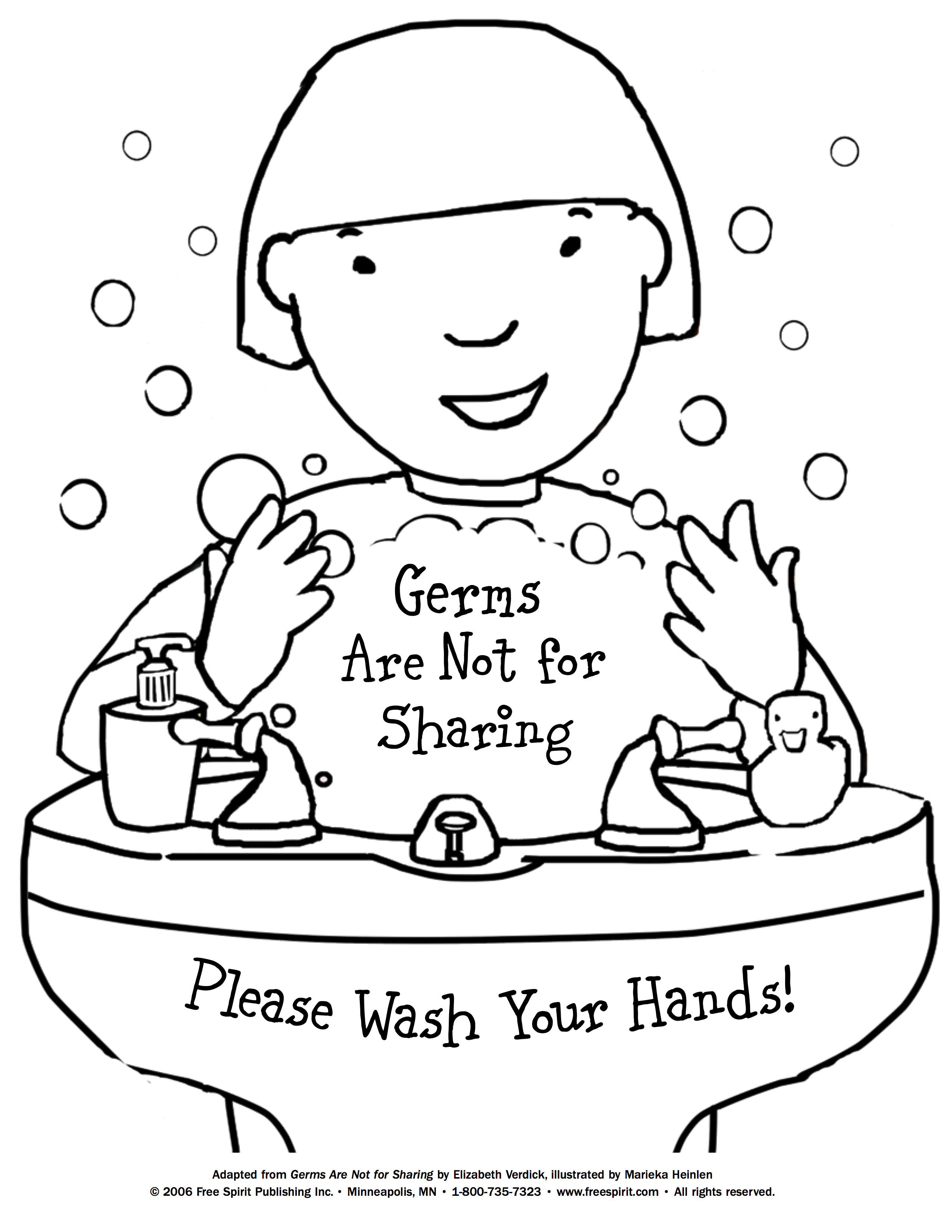 germ coloring sheet coloring pages about germs coloring pages sheet germ coloring