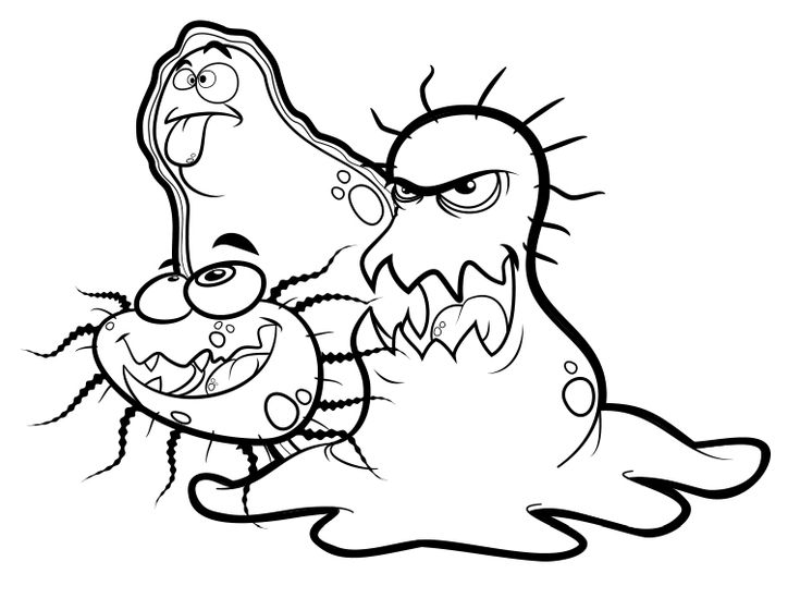 germ coloring sheet germ coloring pages to print bacteria coloring pages coloring germ sheet