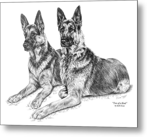 german shepherd pictures to print two of a kind german shepherd dogs print drawing by german pictures shepherd to print
