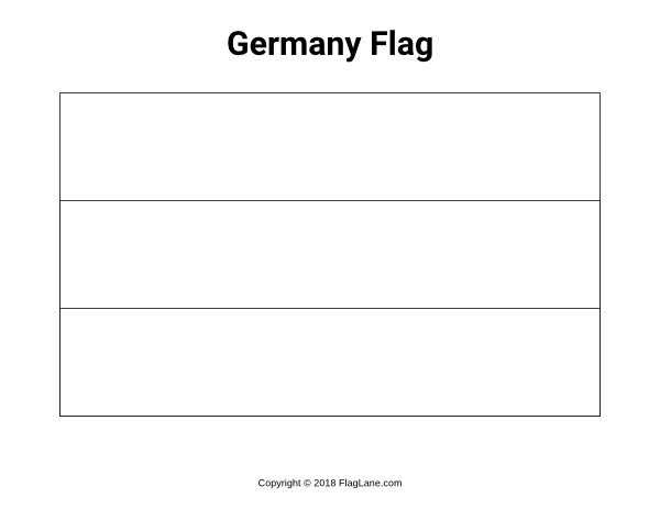 germany flag coloring page printable flag of germany coloring pages printable page flag germany coloring