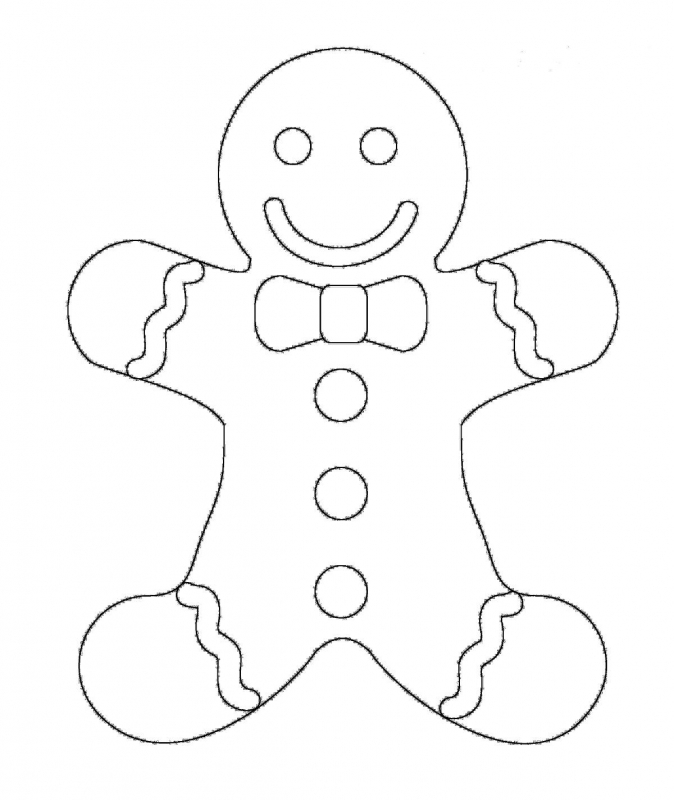 gingerbread colouring pages gingerbread man line drawing at getdrawingscom free for colouring gingerbread pages