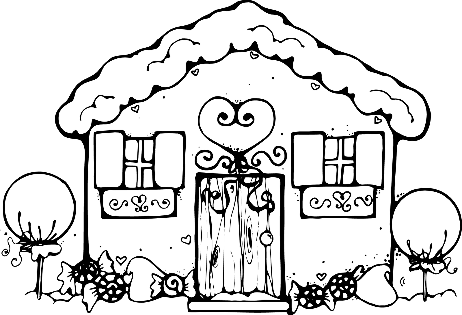 gingerbread house coloring sheet breathtaking gingerbread house coloring page pdf gingerbread coloring house sheet