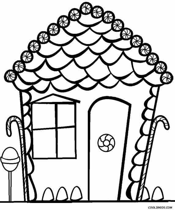 gingerbread house coloring sheet free online gingerbread house colouring page kids gingerbread sheet house coloring
