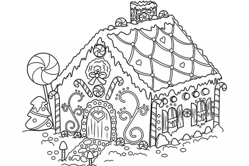 gingerbread house coloring sheet gingerbread house coloring page gtgt disney coloring pages coloring sheet gingerbread house