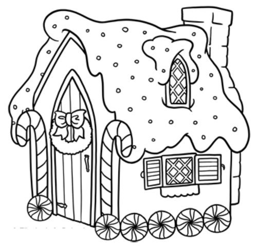 gingerbread house coloring sheet printable gingerbread house coloring pages for kids house sheet gingerbread coloring