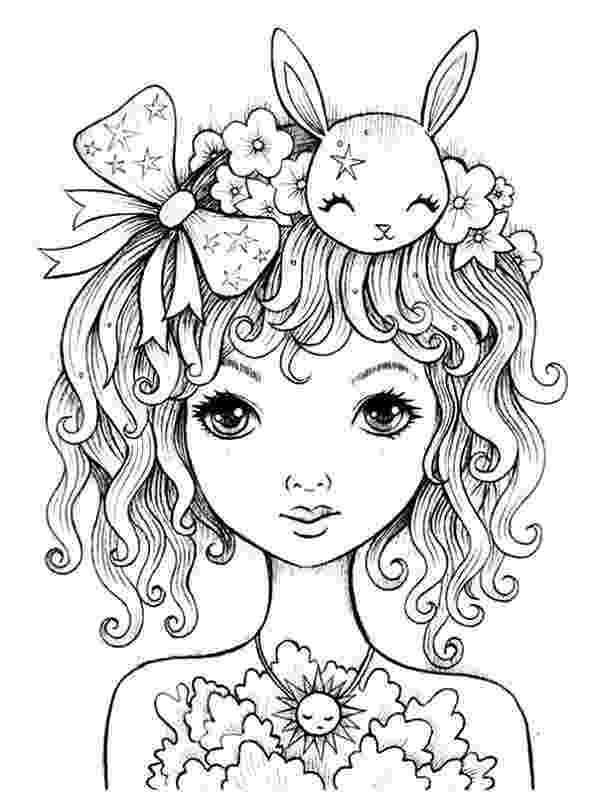 girl coloring books cute girl coloring pages to download and print for free girl books coloring 1 1
