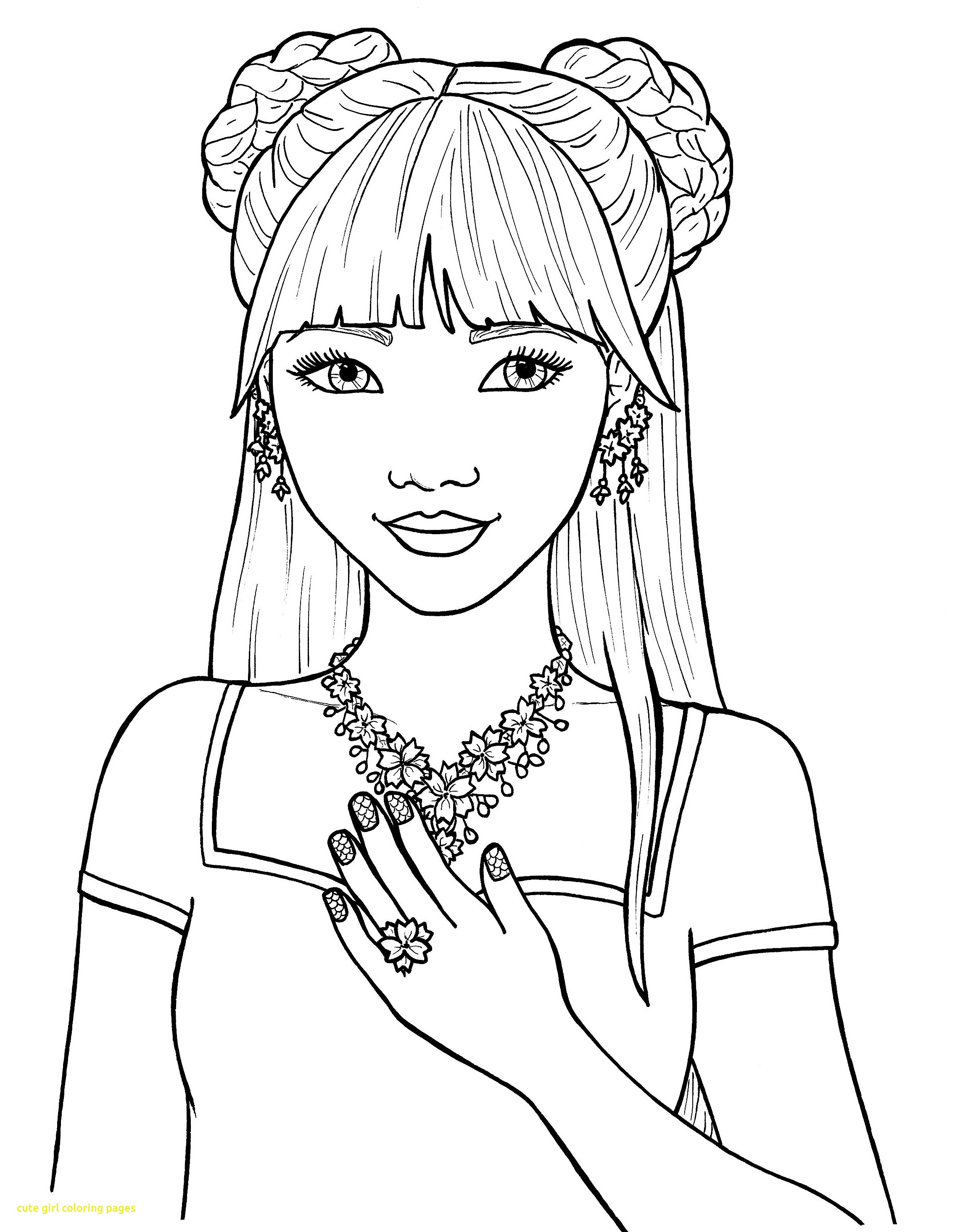girl colouring pictures 13 best of anime girl coloring pages bestofcoloringcom colouring girl pictures