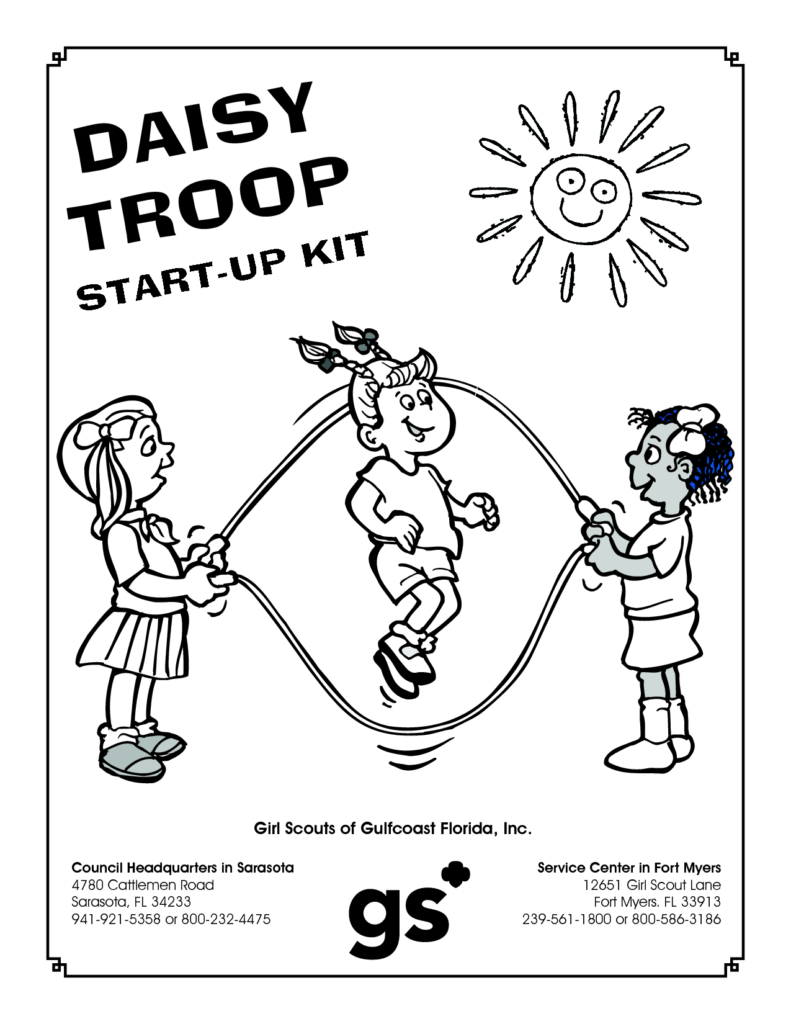girl scout coloring pages for daisies blue girl scout daisy petal coloring page sketch coloring page for girl daisies scout coloring pages