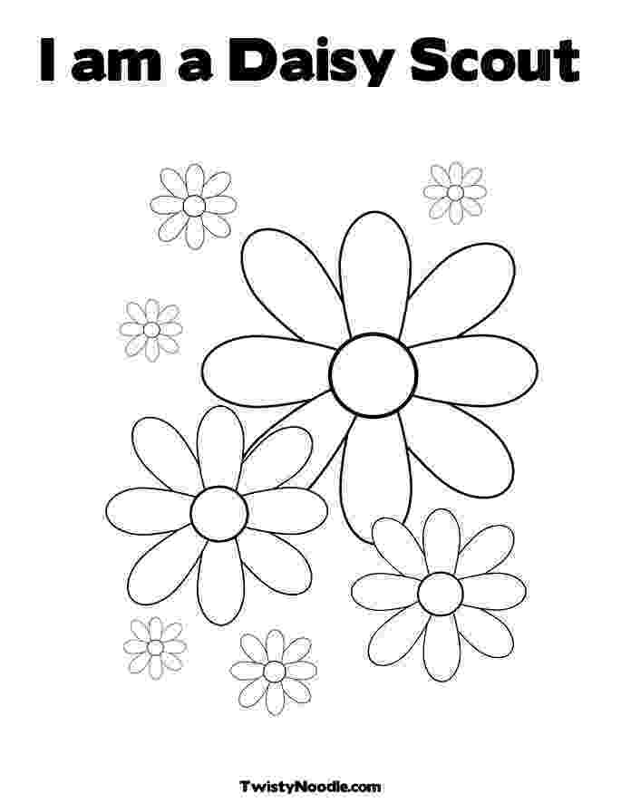 girl scout coloring pages for daisies daisy scout coloring page girl scout daisy activities girl for pages daisies coloring scout