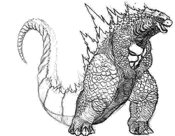 godzilla printable coloring pages godzilla coloring sheets colouring sheets for adults coloring godzilla printable pages