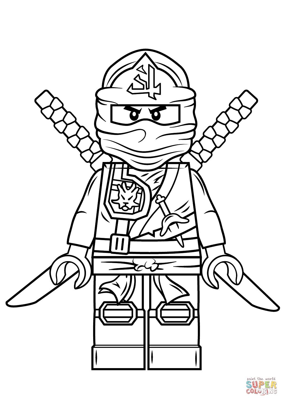 golden ninjago coloring pages lego ninjago lloyd the green ninja coloring pages ninjago coloring golden pages