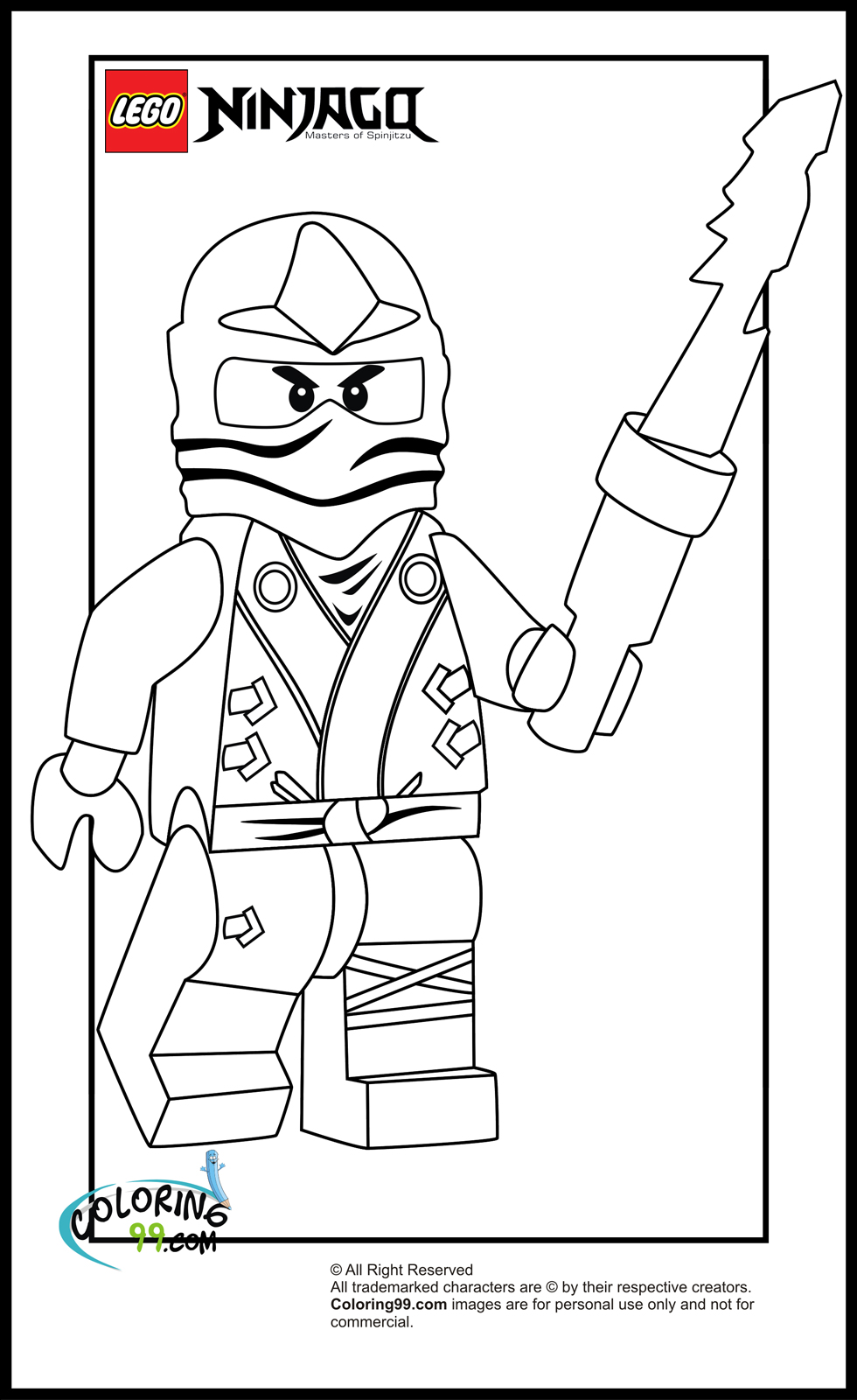golden ninjago coloring pages lego ninjago zane coloring pages minister coloring coloring golden ninjago pages