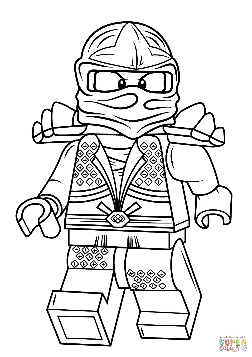golden ninjago coloring pages ninjago coloring pages golden ninja at getcoloringscom pages ninjago golden coloring