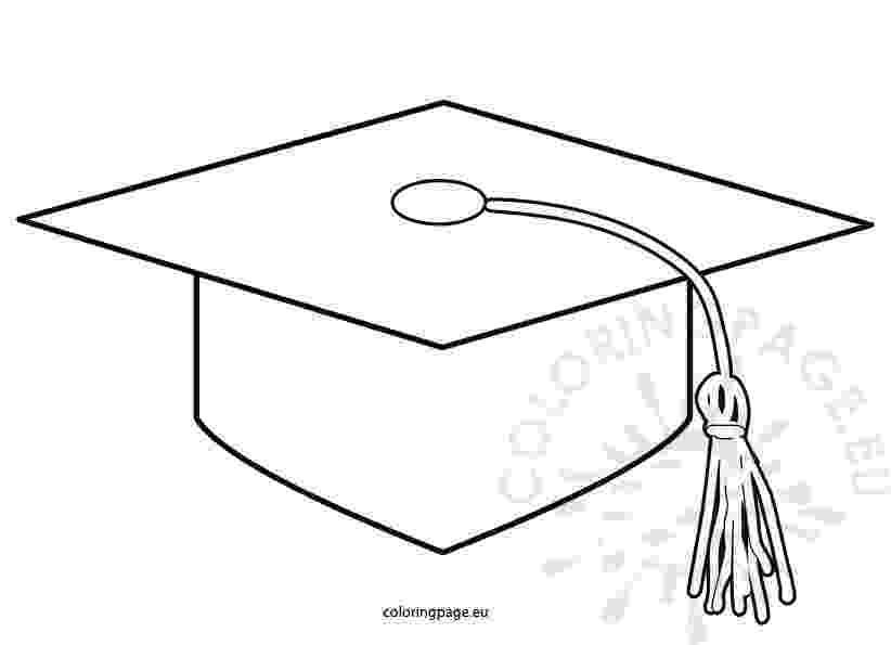 graduation cap coloring page graduation cap coloring page printable colouring graduation coloring page cap