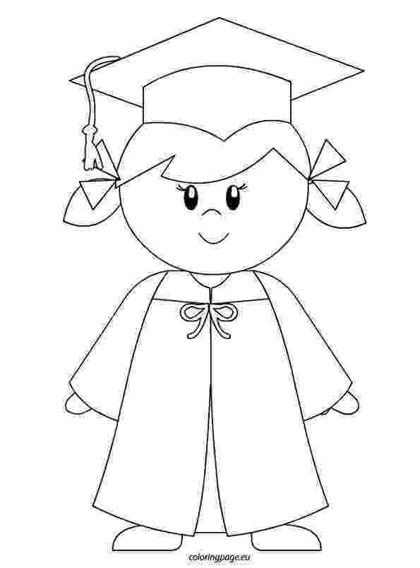 graduation cap coloring page graduation coloring pages getcoloringpagescom cap page graduation coloring