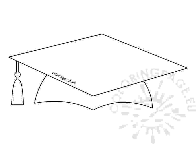 graduation cap coloring page happy graduation day coloring pages cap graduation page coloring